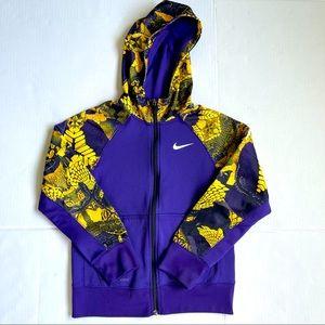 Nike Therma-Fit boys Hoodie sweatshirt size M
